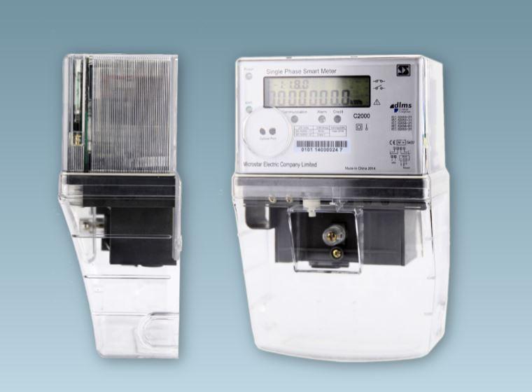 C2000 Single Phase Smart Meter
