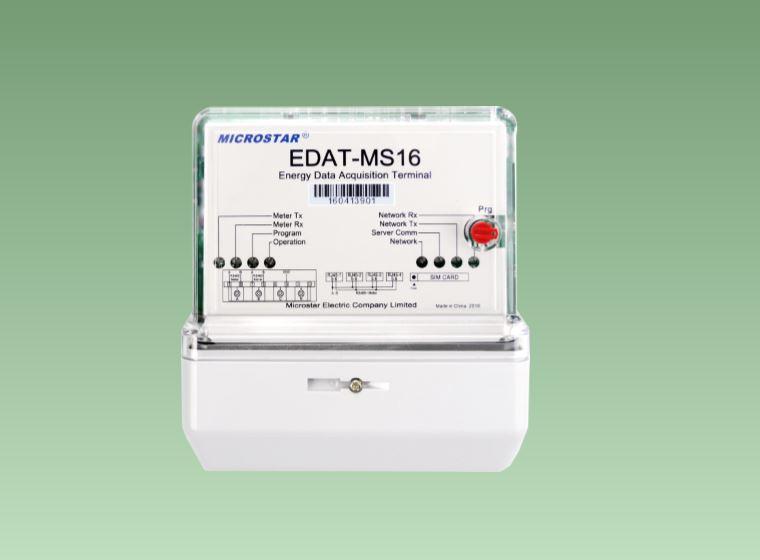 EDAT-MS16 Data Concentrator