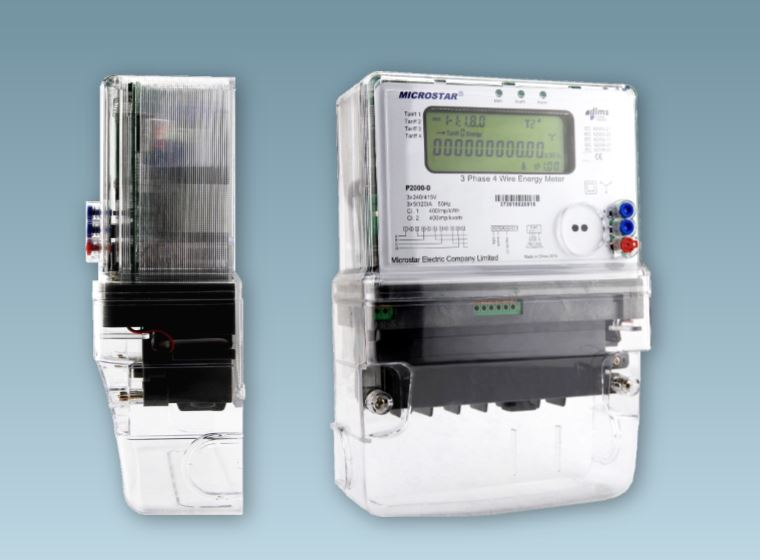 P2000-D Three Phase Whole Current Smart Meter